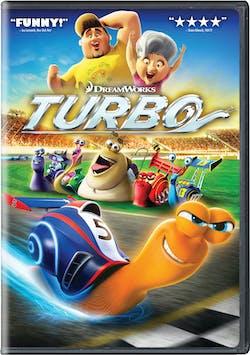Turbo (2018) [DVD]