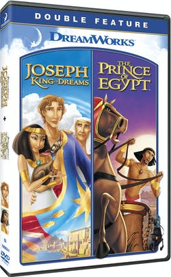 Joseph: King of Dreams/The Prince of Egypt [DVD]