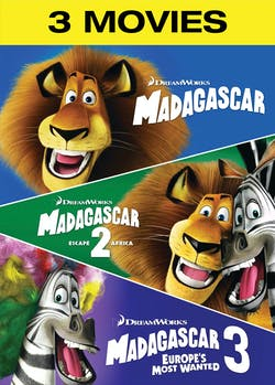 Madagascar: The Complete Collection (2018) [DVD]
