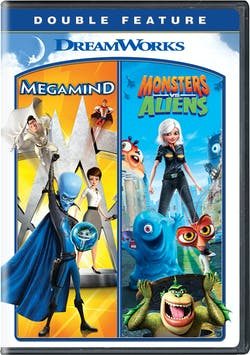 Megamind/Monsters vs. Aliens [DVD]