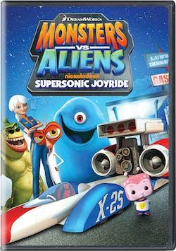 Monsters Vs. Aliens: Supersonic Joyride [DVD]