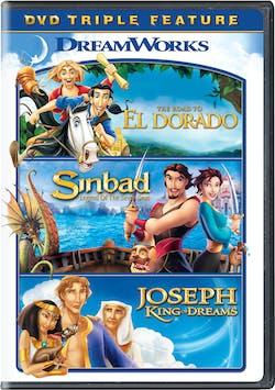 The Road to El Dorado/Sinbad: Legend of the Seven Seas/Joseph:... [DVD]