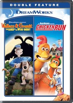 Wallace & Gromit: The Curse of the Were-rabbit /Chicken Run [DVD]