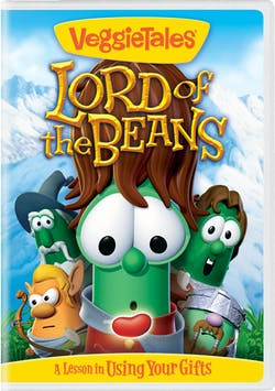 VeggieTales: Lord of the Beans [DVD]