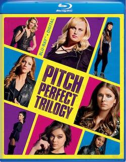 Pitch Perfect Trilogy [Blu-ray]