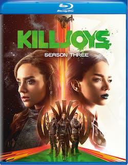 Killjoys: Season Three [Blu-ray]