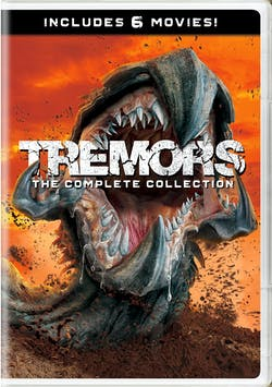 Tremors: The Complete Collection [DVD]