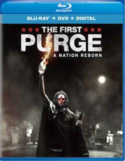 The First Purge (DVD + Digital) [Blu-ray]