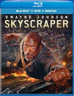 Skyscraper (DVD) [Blu-ray]