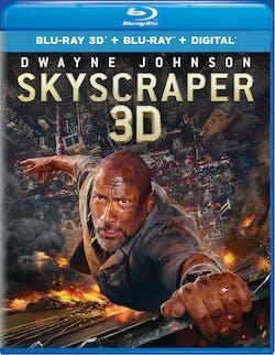 Skyscraper 3D (Digital) [Blu-ray]