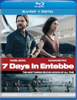Entebbe [Blu-ray]