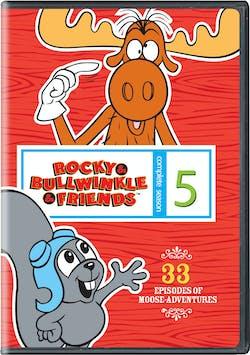 Rocky & Bullwinkle & Friends: Complete Season 5 [DVD]