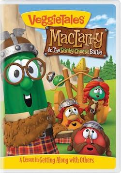 VeggieTales: MacLarry & the Stinky Cheese Battle [DVD]