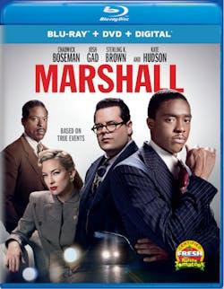 Marshall (DVD + Digital) [Blu-ray]