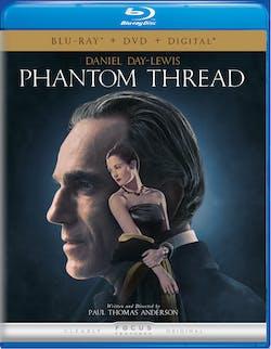 Phantom Thread (DVD + Digital) [Blu-ray]