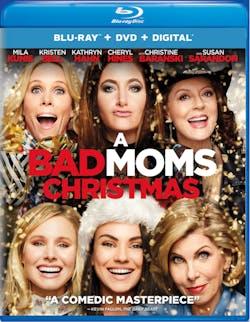 A Bad Moms Christmas (with DVD) [Blu-ray]