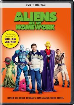 Aliens Ate My Homework (Digital) [DVD]
