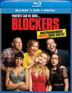 Blockers (DVD + Digital) [Blu-ray]