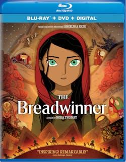 The Breadwinner (DVD + Digital) [Blu-ray]
