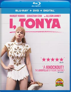 I, Tonya (DVD + Digital) [Blu-ray]