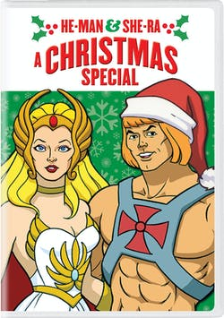 He-Man and She-Ra: A Christmas Special [DVD]
