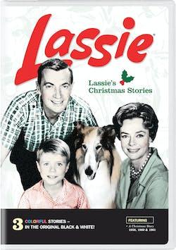 Lassie's Christmas Stories [DVD]