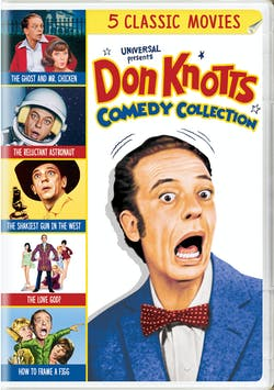 Don Knotts 5-movie Collection [DVD]