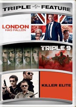 London Has Fallen/Triple 9/Killer Elite [DVD]