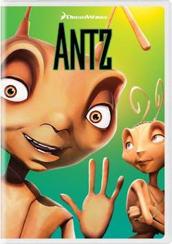Antz (1998) (New Artwork) [DVD]