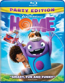 Home (Party Edition) [Blu-ray]