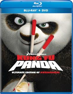 Kung Fu Panda (Ultimate Edition of Awesomeness + Digital) [Blu-ray]