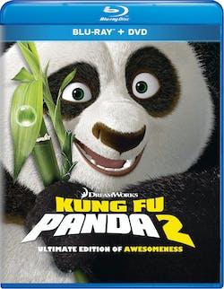 Kung Fu Panda 2 (Ultimate Edition of Awesomeness + Digital) [Blu-ray]