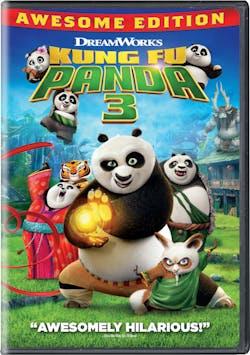 Kung Fu Panda 3 (Awesome Edition) [DVD]