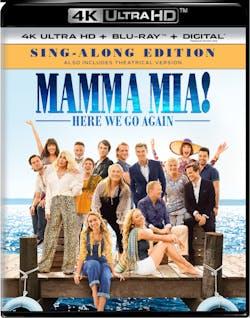 Mamma Mia! Here We Go Again (4K Ultra HD (Sing-Along Edition)) [UHD]
