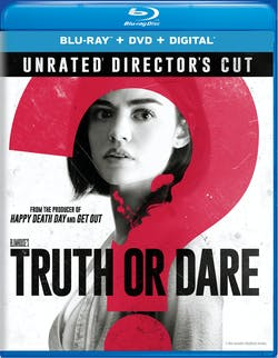 Truth Or Dare (Unrated Director's Cut) [Blu-ray]