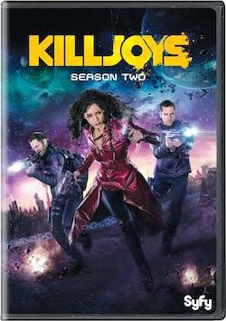 Killjoys: Season Two [DVD]