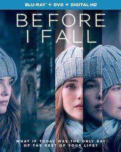 Before I Fall (DVD + Digital) [Blu-ray]
