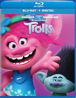 Trolls (Digital) [Blu-ray]