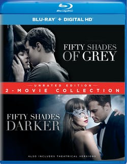 Fifty Shades: 2-movie Collection [Blu-ray]