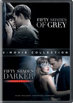 Fifty Shades: 2-movie Collection [DVD]