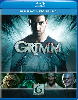 Grimm: Season 6 (Digital) [Blu-ray]
