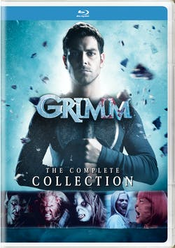 Grimm: The Complete Series [Blu-ray]