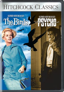 Psycho/The Birds [DVD]