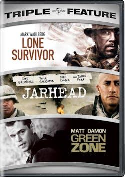 Lone Survivor/Jarhead/Green Zone [DVD]