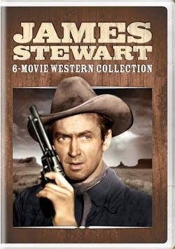 James Stewart: 6-movie Western Collection [DVD]