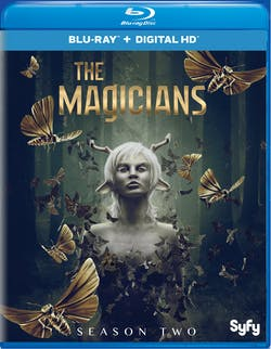 The Magicians: Season Two (2017) (Digital) [Blu-ray]