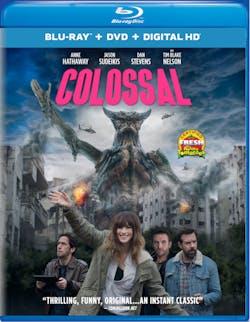 Colossal (DVD + Digital) [Blu-ray]