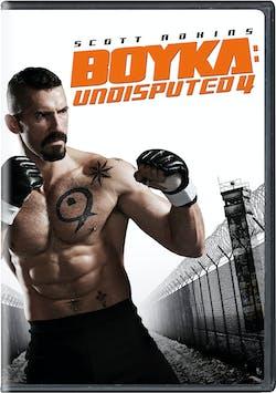 Boyka: Undisputed 4 [DVD]