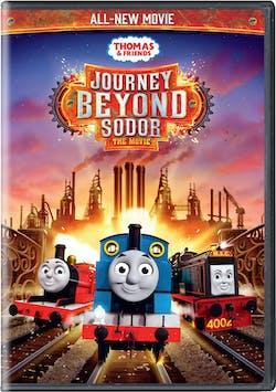 Thomas & Friends: Journey Beyond Sodor - The Movie [DVD]