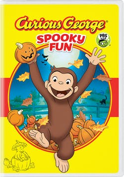 Curious George: Spooky Fun [DVD]